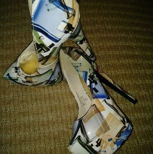NWOT 6 inch stilleto heels